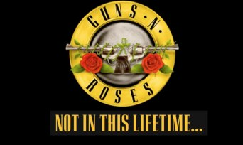 "Guns N 'Roses - ""Not In This Lifetime ..."" Tour"