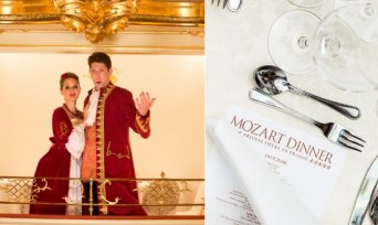 Mozart Dinner Concerts in Prague