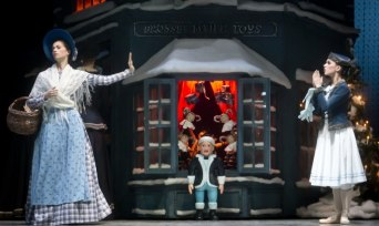 The Nutcracker – A Christmas Carol